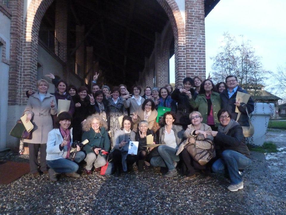 """19 e 20 Marzo 2013: Tre laboratori di Infermieristica Teatrale: """"L'arte Individuale di Comunicare, di Curare e di Prendersi Cura"""", """"Il Sorriso come mission"""" e """"Leadership&Teamwork"""" con le Coordinatrici del S.I.T.R.A. di Abbiategrasso, Cuggiono, Legnano e Magenta (MI)."""