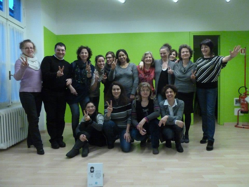 Laboratorio di Infermieristica Teatrale all'Ipasvi di Vercelli