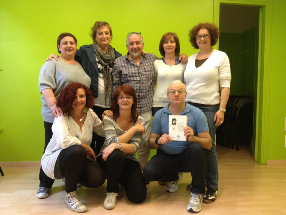 9 Maggio 2013: Laboratorio di Infermieristica Teatrale con i colleghi dell'Ipasvi di Vercelli. Grazie!!!