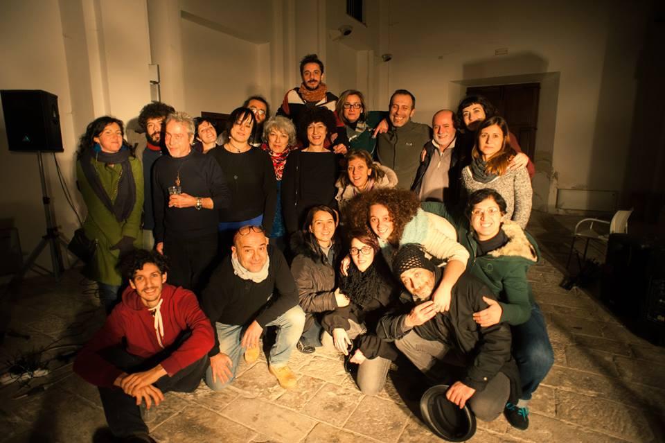 Laboratorio Residenziale di Infermieristica Teatrale