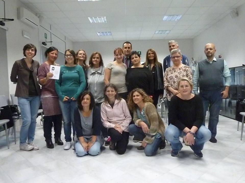 Laboratorio di Infermieristica Teatrale all'Ipasvi di Bologna: grazie a questo bellissimo gruppo, che ci ha permesso di volare verso favole indescrivibili!!!!!
