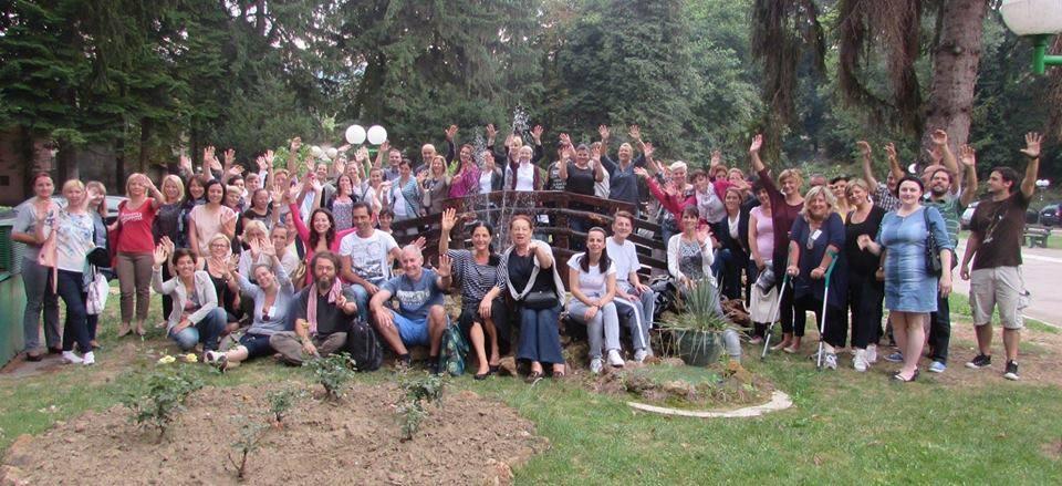 Infermieristica Teatrale con Nurdor Srbija e AGEOP RICERCA. Veliki zagrljaj i Hvala svim!!! We'll never walk alone!!!!