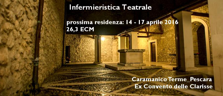 ResidenzaInfermieristica TeatraleAprile2016